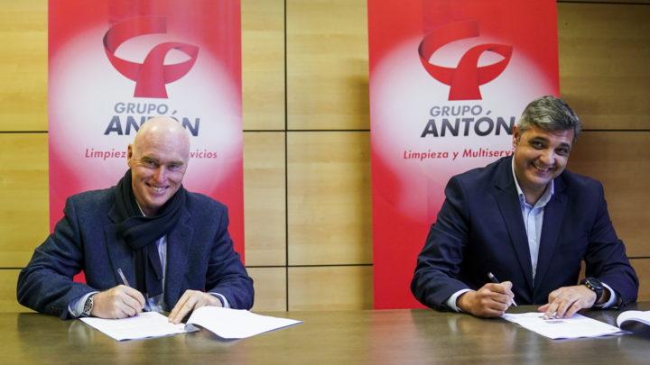 Grupo ANTÓN, nuevo patrocinador del Club de Baloncesto Real Valladolid